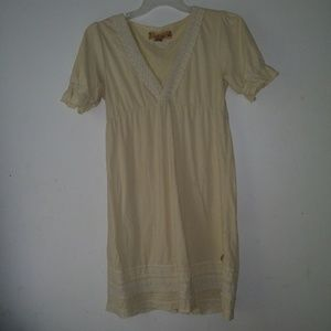 Billabong dress embroidery size L